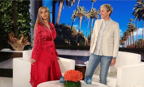 Cardi B talks how she got pregnant, baby name, Coachella and many more on Ellens!!! #cardib  #ellendegenerous...