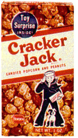 Cracker Jack  U.s. Department Of Agriculture Logo