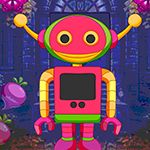 Games4King Robot Escape
