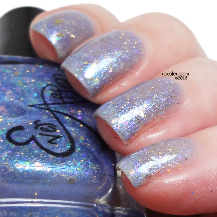 xoxoJen's swatch of Ever After opa! L