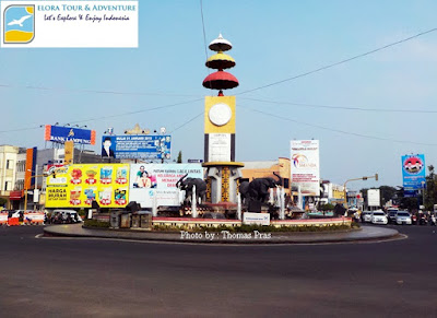 Mengunjungi Tugu Gajah Bandar Lampung elora tour & adventure