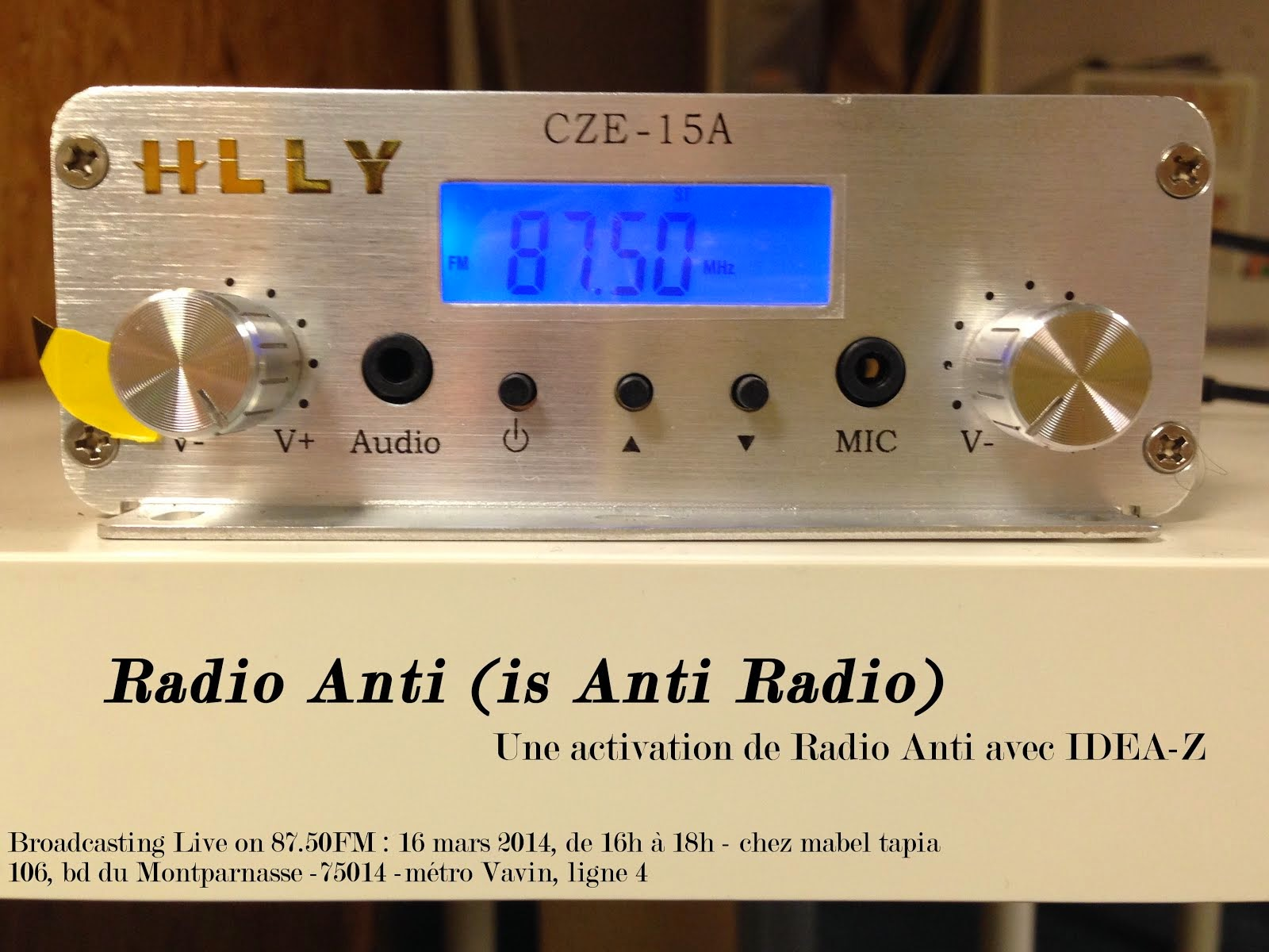 Radio Anti (is Anti Radio)