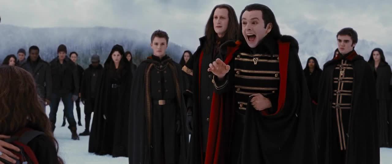 Taliesin meets the vampires: The Twilight Saga: Breaking