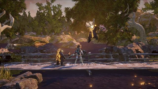 Compartidas nuevas imágenes de Aeterno Blade 2