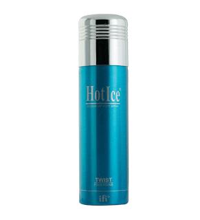 Hot Ice Twist Pour Femme Body Spray