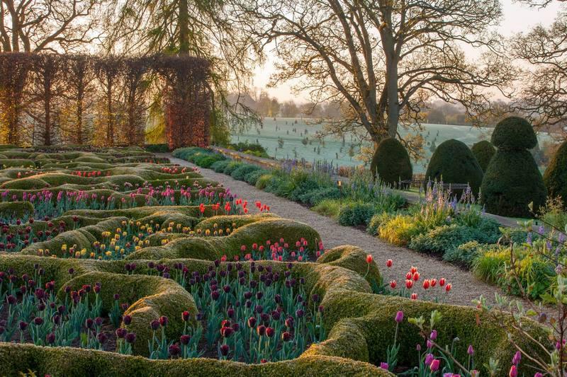 Broughton Grange, Oxfordshire, UK