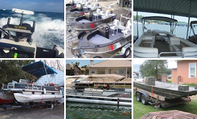 Selecting The Right Pontoon Boat Trailer