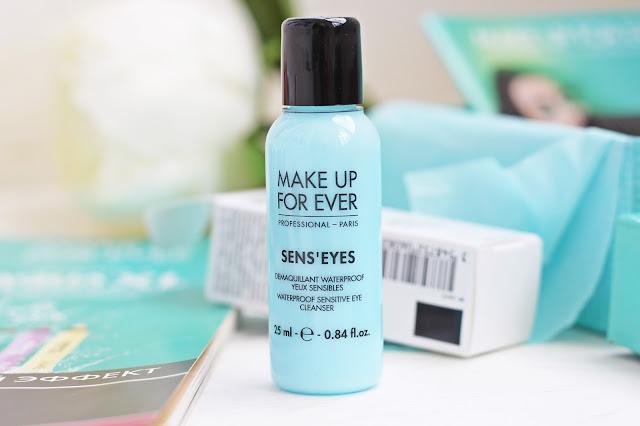 Лимитированная коробочка Make Up For Ever от Allure Box/www.gronskaya.com