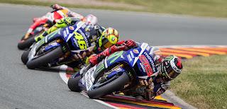 MotoGP Sachsenring, Jerman 2016