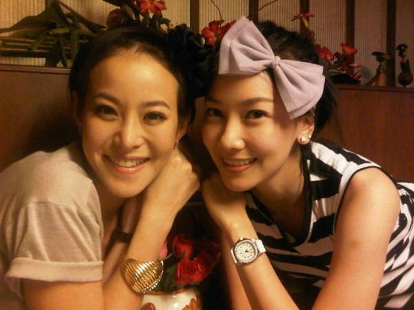 10 คู่เพื่อนรักดาราหักเหลี่ยมโหดที่คนไทยอยากให้คืนดี นุ่นวรนุชกับหนิงปณิตา