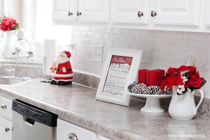 Como decorar mi cocina con tono navide o cocinas for Como decorar mi cocina integral