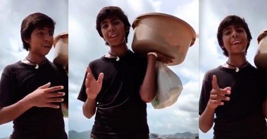 El vendedor de empanadas que dio la vuelta al mundo