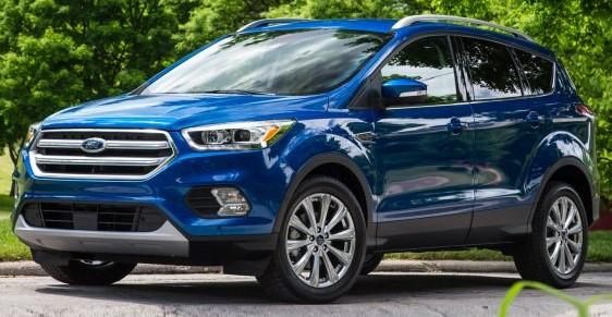 2017 Ford Escape Titanium Interior And Price Automotive News