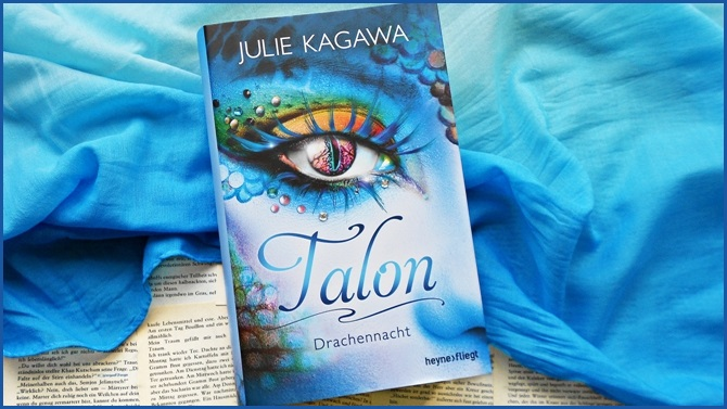 Rezension Talon Drachennacht Juliw Kagawa