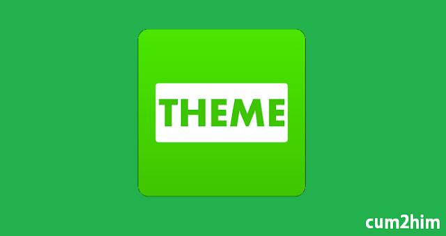 Aplikasi theme changer Apk