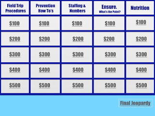 CC Afterschool: Jeopardy: Make Your Own