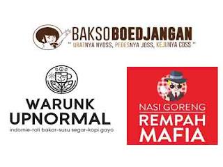 Lowongan Kerja Bandung (Warung Upnormal, Bakso Boedjangan, Nasi Goreng Mafia)