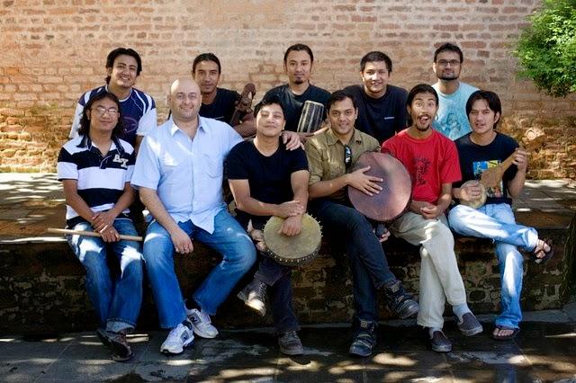 Raju Singh - Nepali Band, Kutumba, God Lives In Himalayas