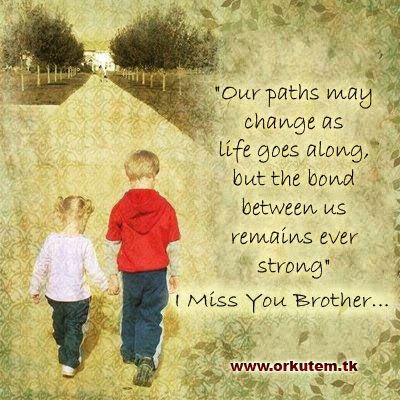 Missing Brother In Heaven Quotes. QuotesGram