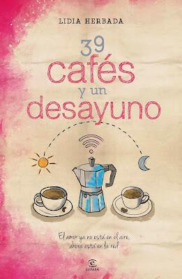 El Libro de los Viernes: 39 cafés y un desayuno - Lidia