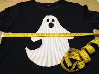 camiseta halloween handmade
