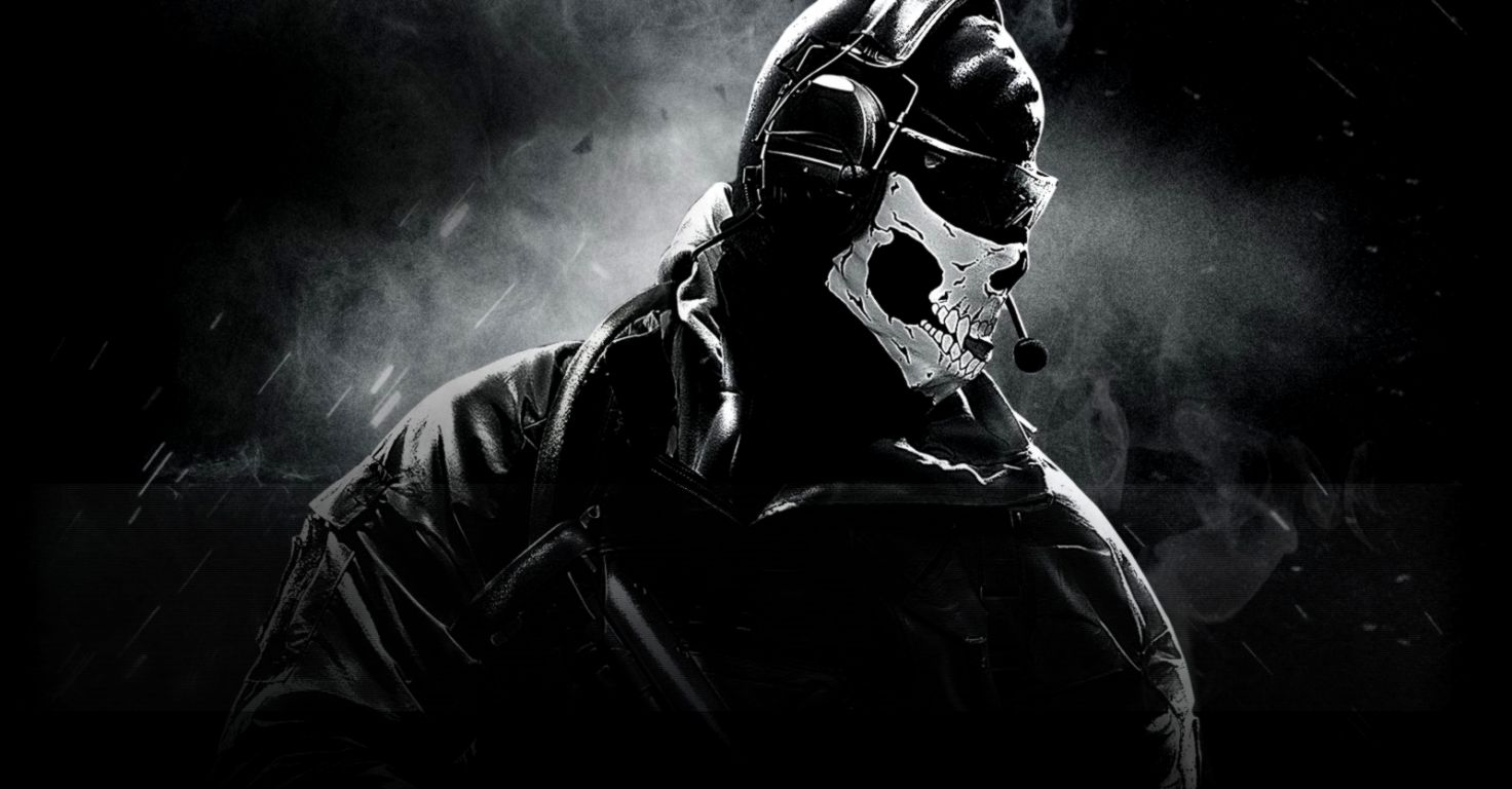 Cod Ghost Wallpaper Wallpapers For Fun