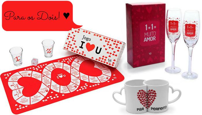 Presentes Românticos para o Dia dos Namorados