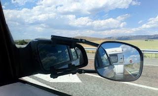Viajando en caravana