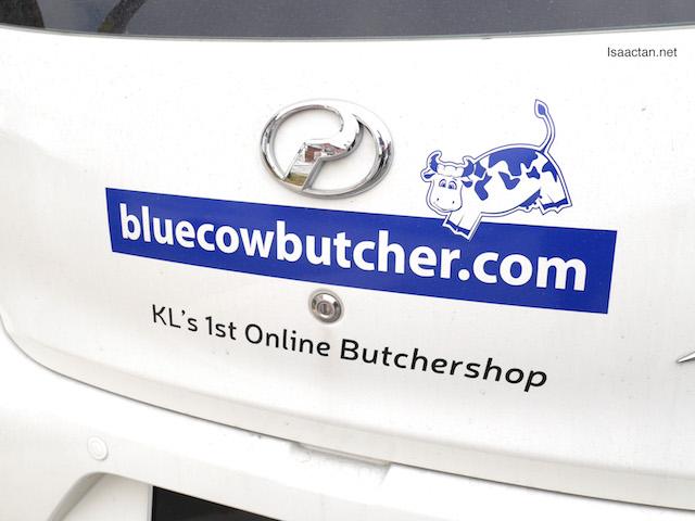 BluecowButcher.com - KL's 1st Online Butchershop