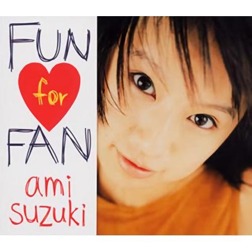 Ami Suzuki - FUN for FAN [FLAC   MP3 320 / CD]