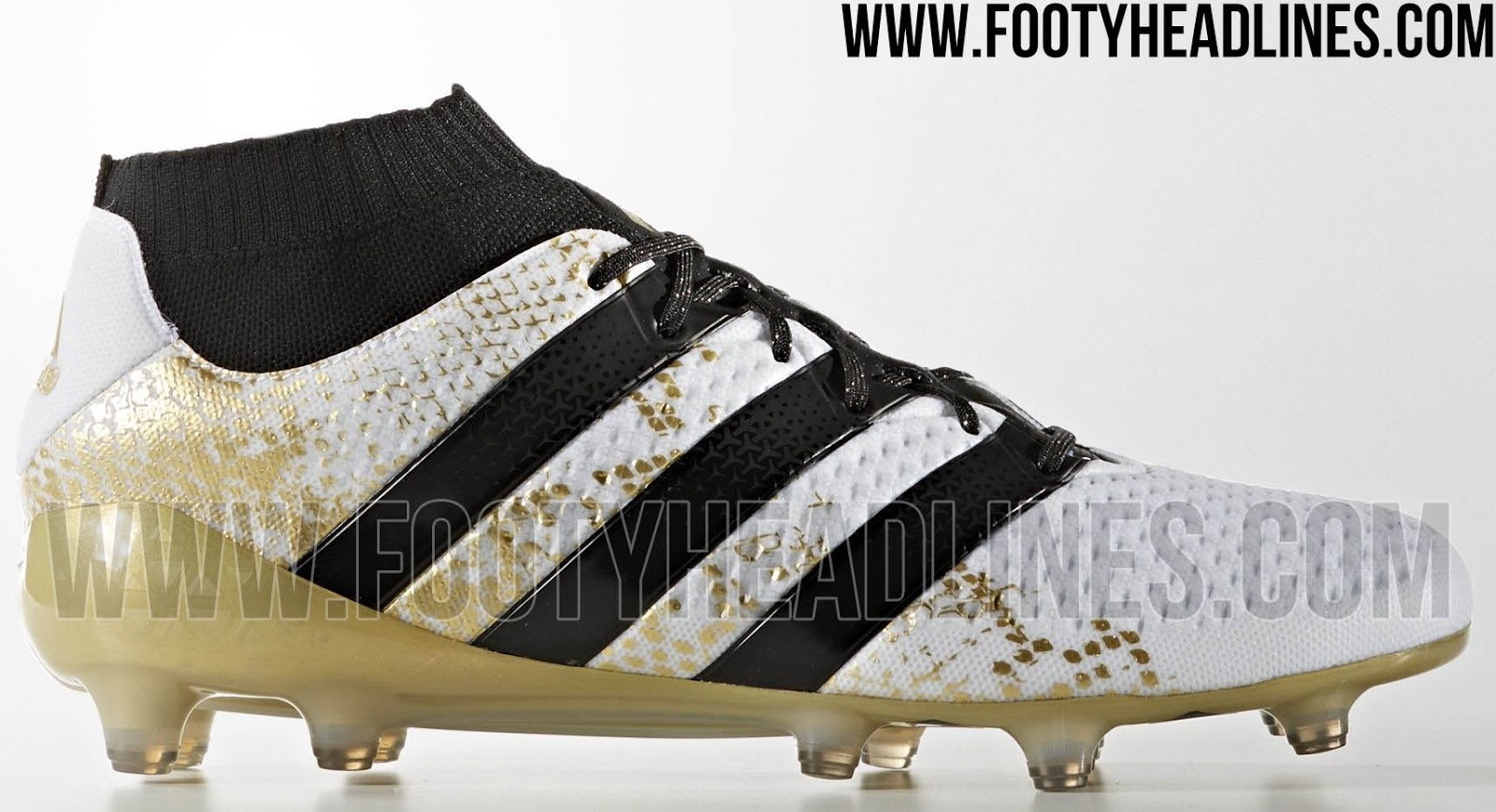 Adidas Ace 16 Gold