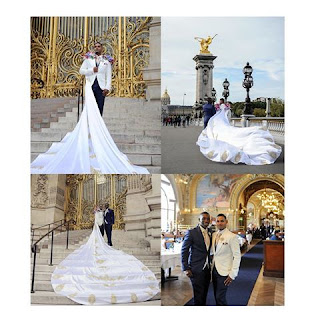 Gay Couple Go Viral Due To Their Amazing Wedding Photos
