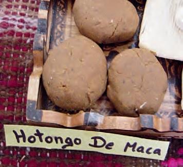 Hotongo de Maca