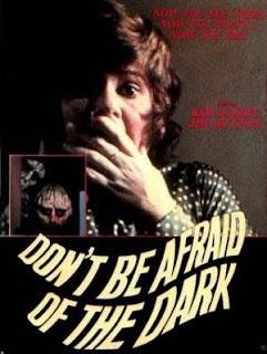 No temas a la oscuridad (1973) Terror con Kim Darby