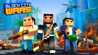 Download Game Block City Wars Mod Apk v6.7 Unlimited Cash Coins