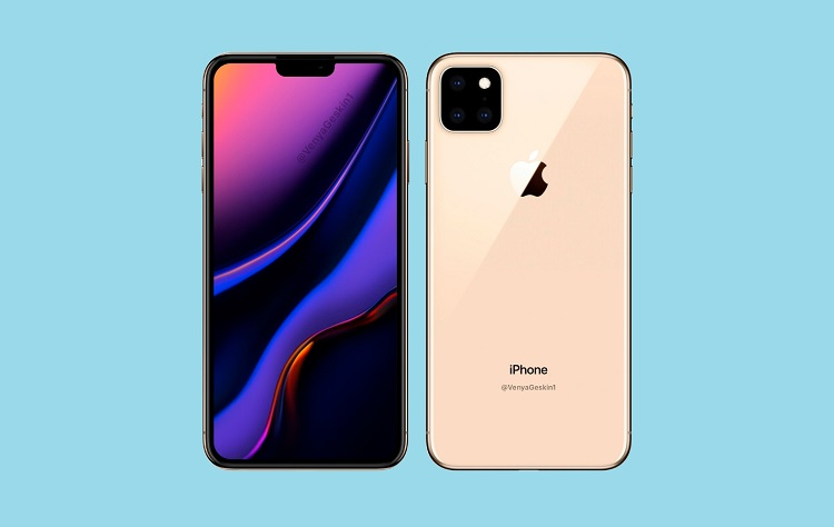 Leaked: Apple Is Working on Triple-lens iPhone