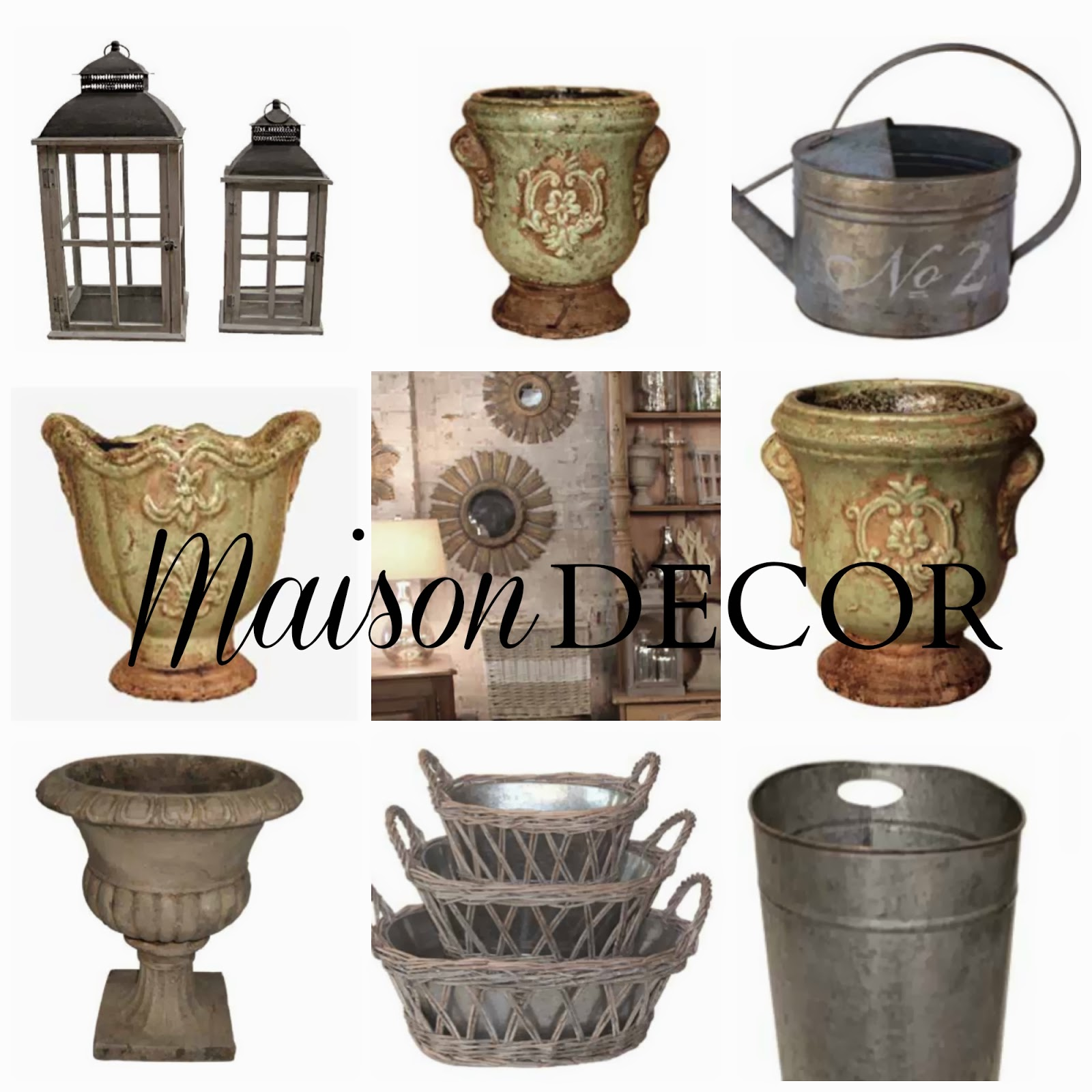 Maison Decor: Buying Trip In Atlanta Means New Home Decor