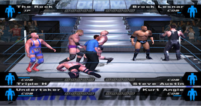 Download WWE Smackdown Here Comes The Pain Game Setup