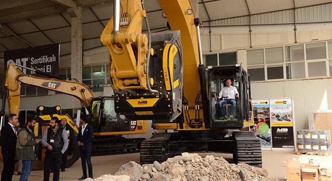 Diyarbakır'da 8. Ortadoğu İnşaat Fuarı açıldı