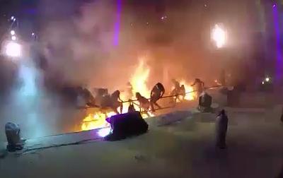 Hacen Arder a Asistentes en una Discoteque