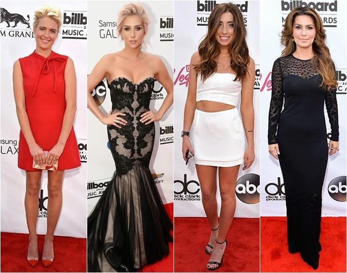 Red Carpet do Billboard Music Awards 2014