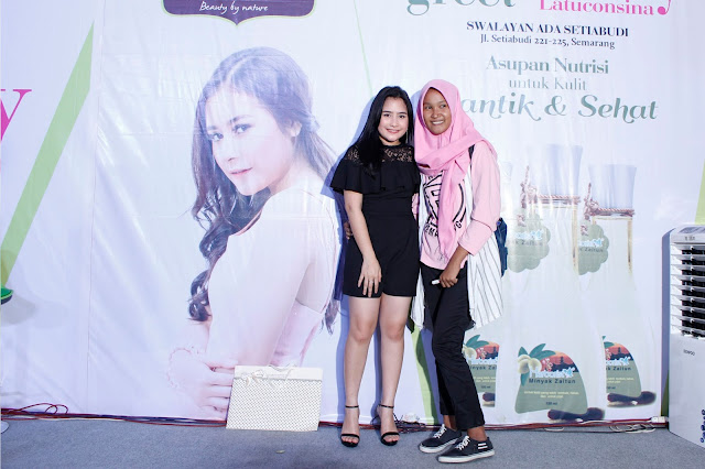 +0856-4020-3369 ; Jasa Photobooth Semarang ~Meet 'n Greet Prilly Latuconsina~