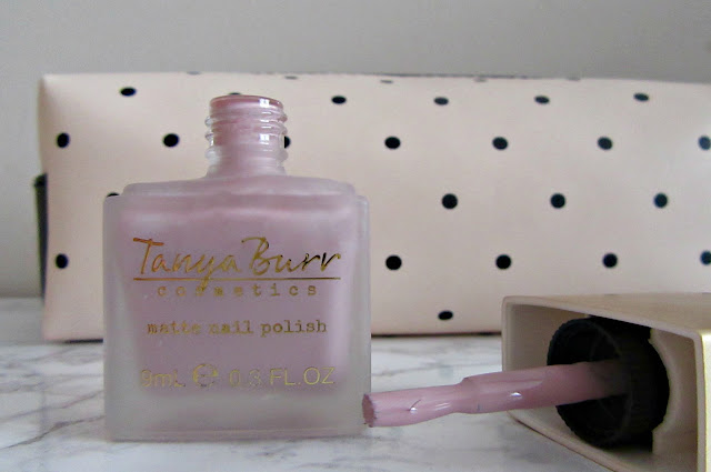 Tanya Burr Soft Luxe Nail Polish Soft Pyjamas