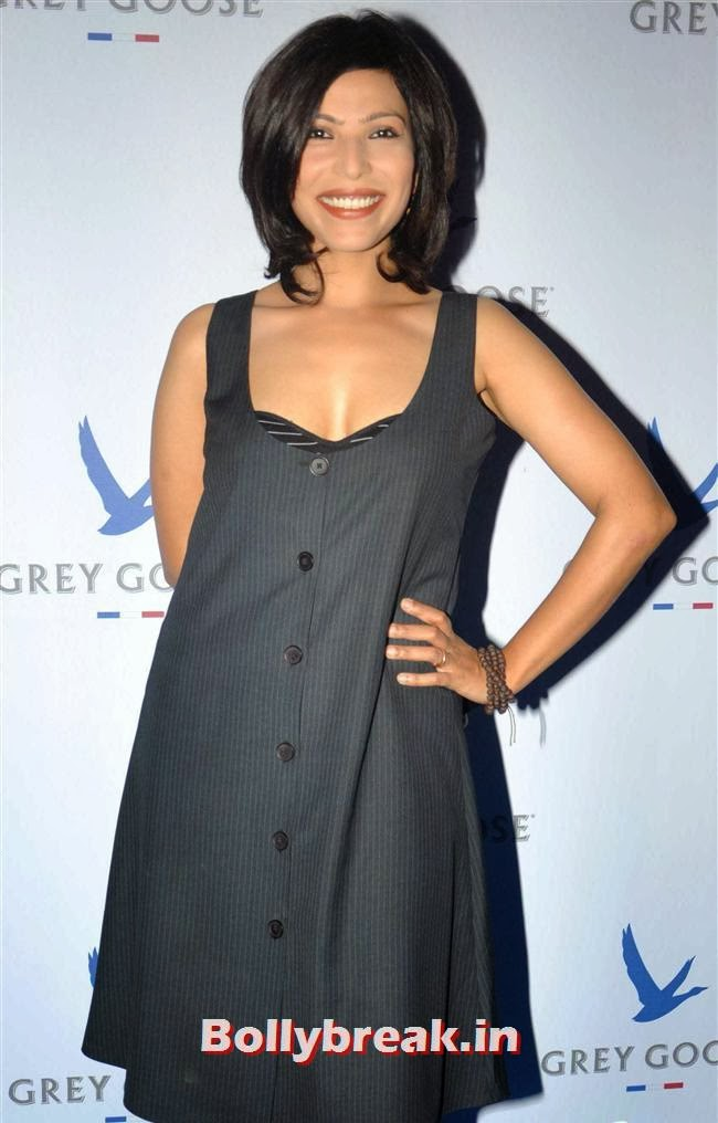 Shilpa Shukla, Bollywood Celebs Sizzle at Grey Goose Style Du Jour 2013