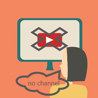 Delete atau Hapus channel Youtube permanen