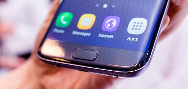 Perbedaan Samsung Galaxy S7 Edge Asli dan Palsu