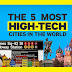 Top 5 Best Cities for Tech Startups in the World