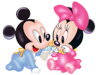 Tema infantil Baby Disney
