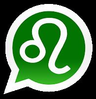 Iconos de los signos zodiacales para promocionar grupos de Whatsapp de leo