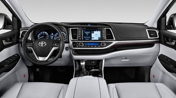 2016 Toyota Highlander Release Date Canada